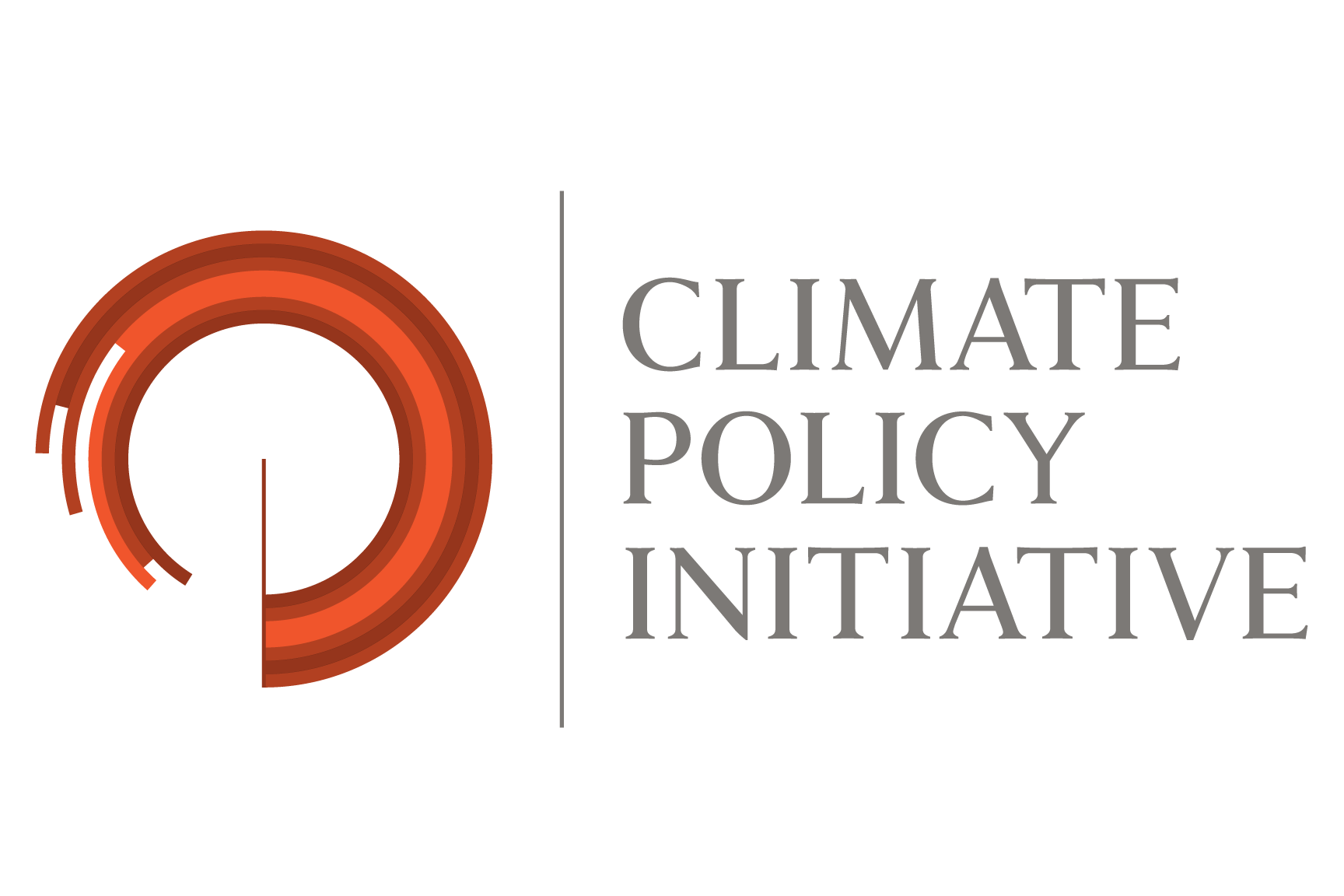 Logo Climate Policy Initiative