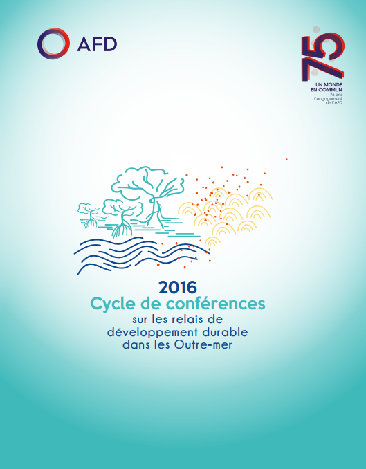 cycle conférences Outre-mer 75 ans AFD