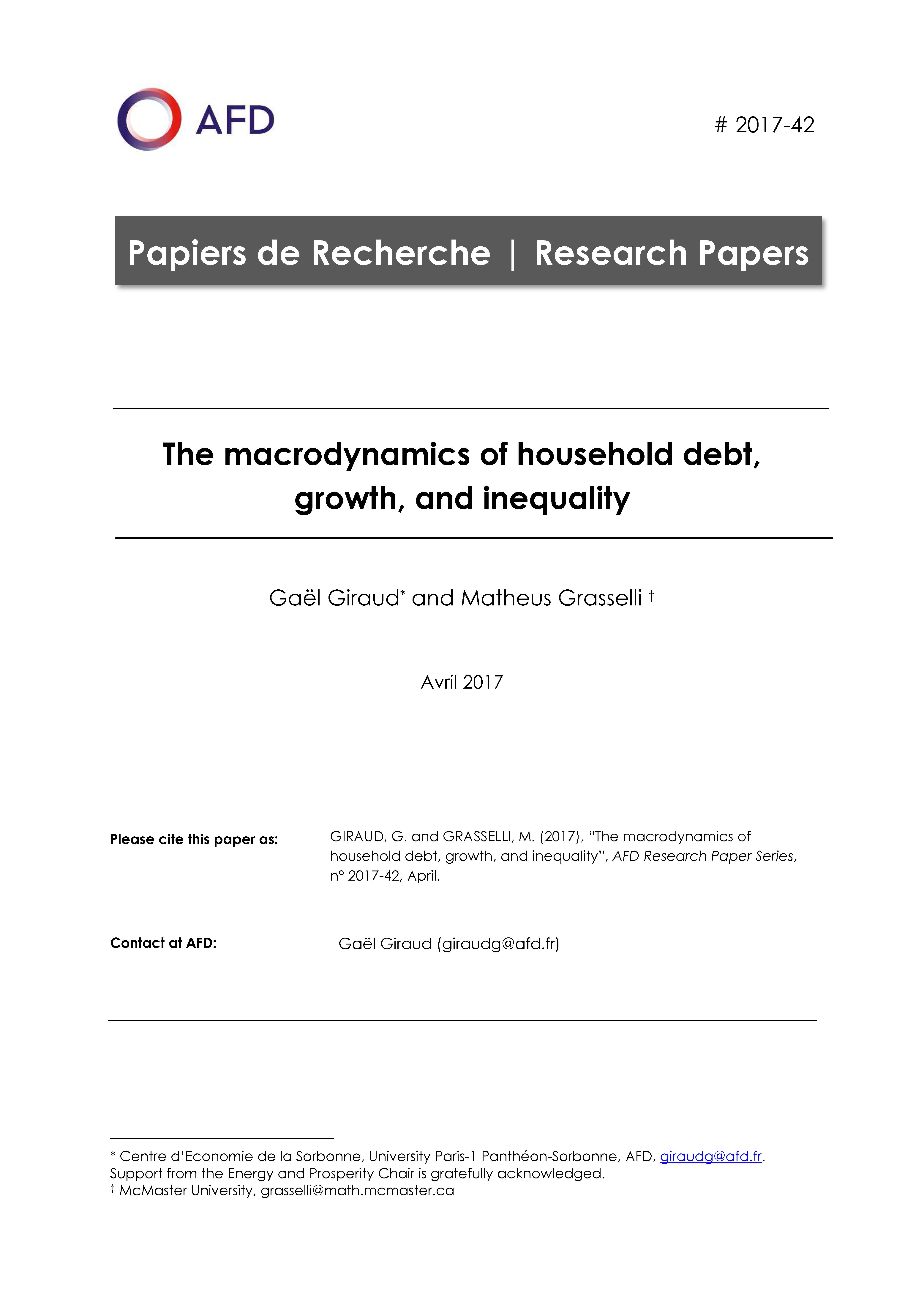 inequality research paper