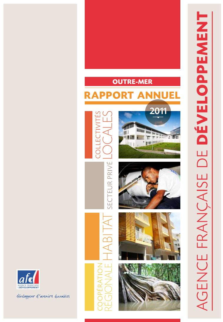 Rapport annuel Outre-mer 2011