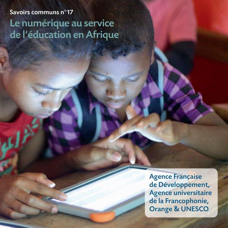 Savoirs communs n°17 : Le numérique au service de l'éducation en Afrique