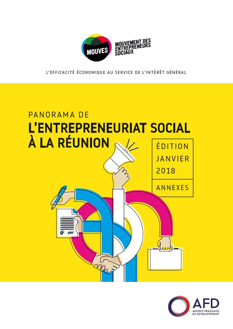 Panorama de l'entrepreneuriat social, La Réunion