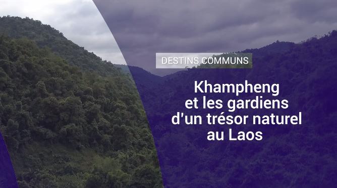 Khampheng et les gardiens d'un trésor naturel au Laos