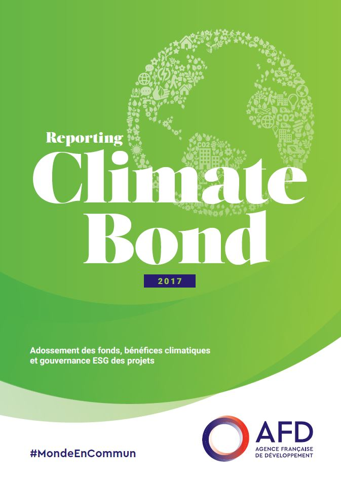 Reporting Climate Bond 2017