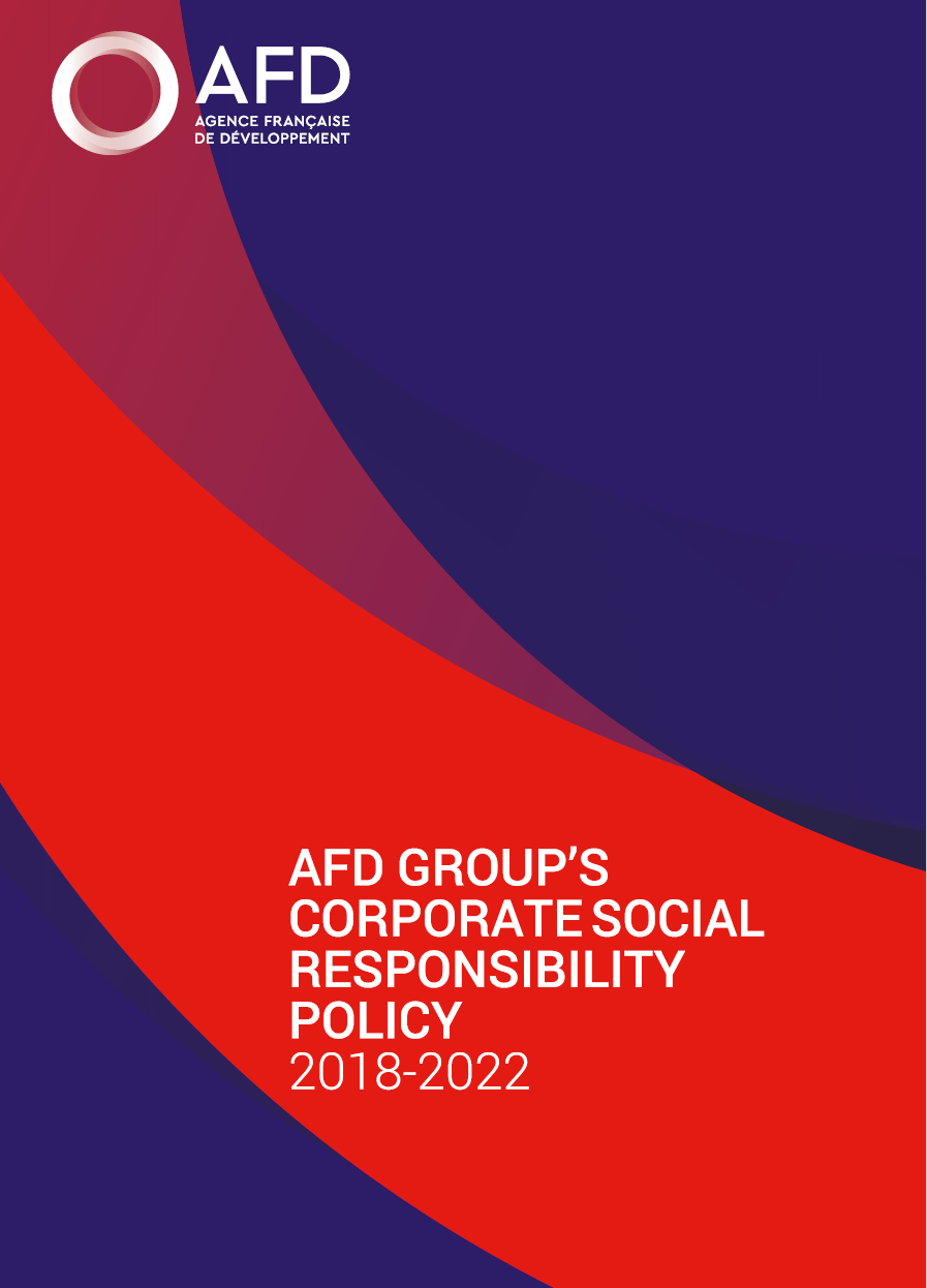 AFD Group 's Corporate Social Responsibility Policy 2018-2022