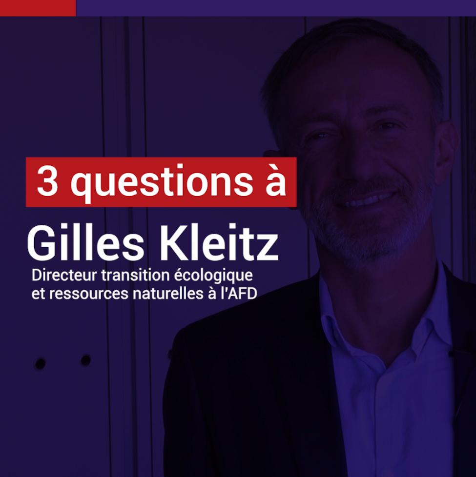 Gilles Kleitz : enrayer la perte de biodiversité est encore possible
