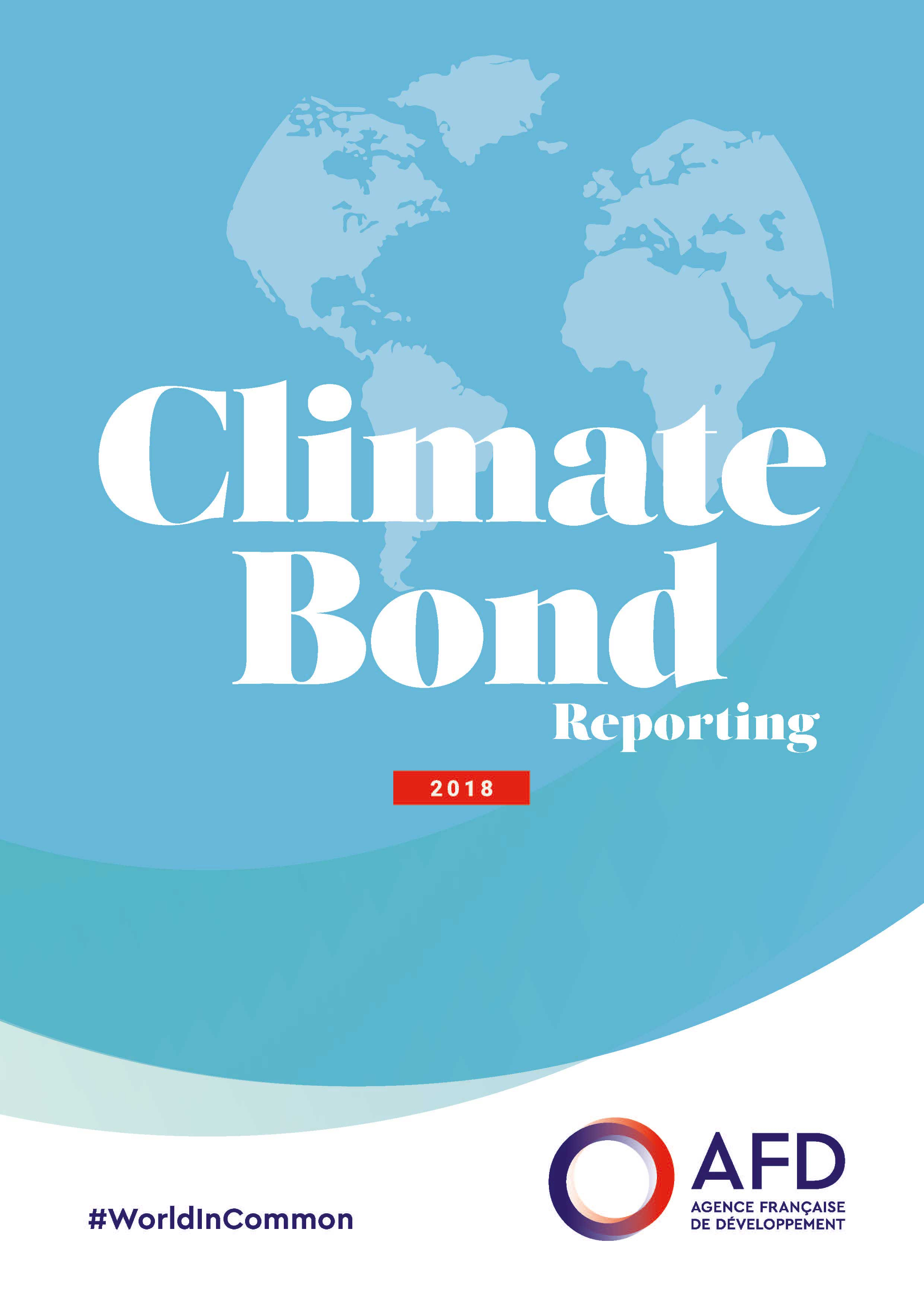 Reporting Climate Bond 2018 AFD - English Version