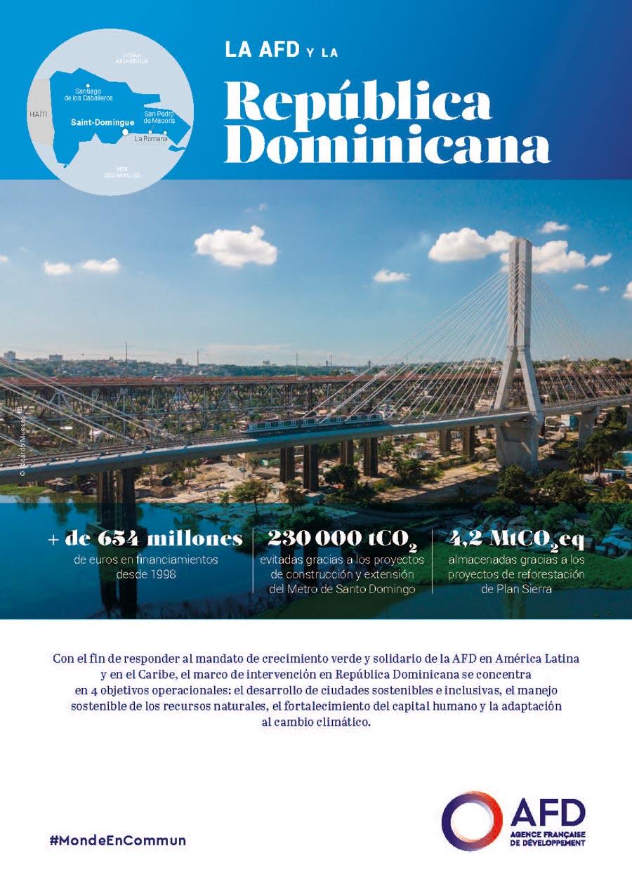 La AFD y la República Dominicana