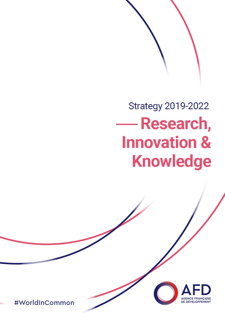 Strategy 2019-2022 Research, Innovation & Knowledge
