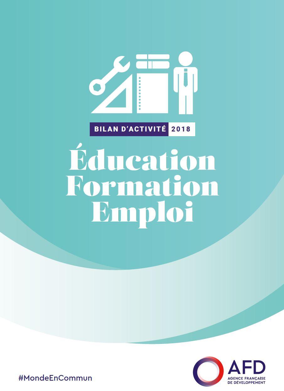 Éducation, formation, emploi - Bilan d'activité 2018