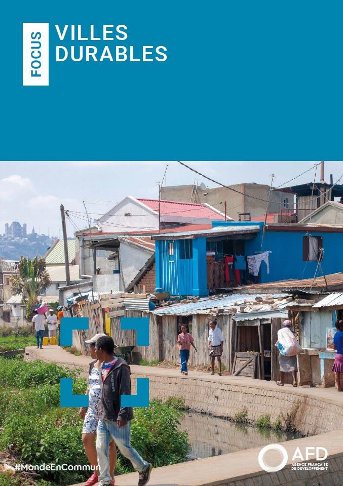 FOCUS L'AFD et les villes durables