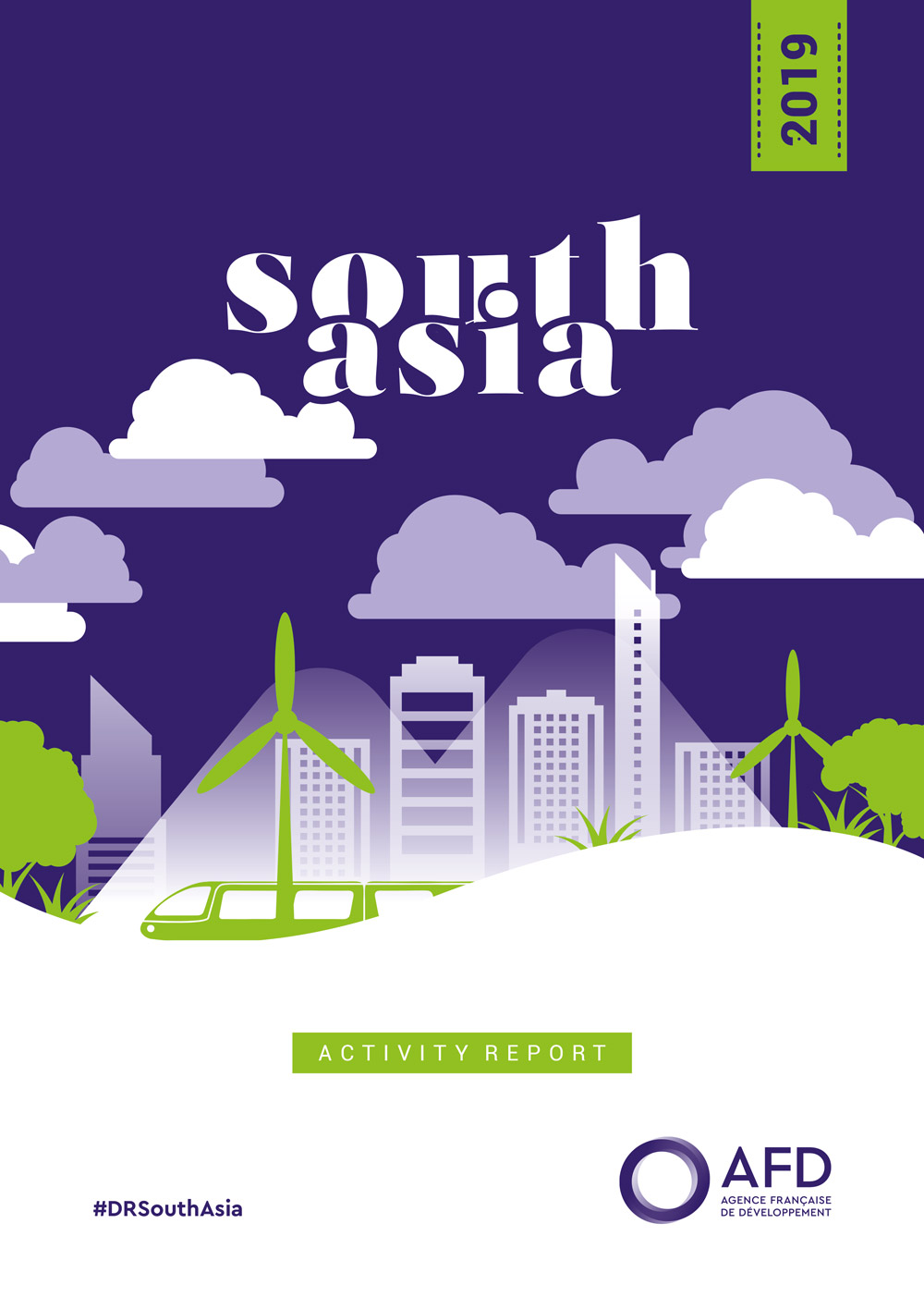 South Asia - 2019 Activity report
