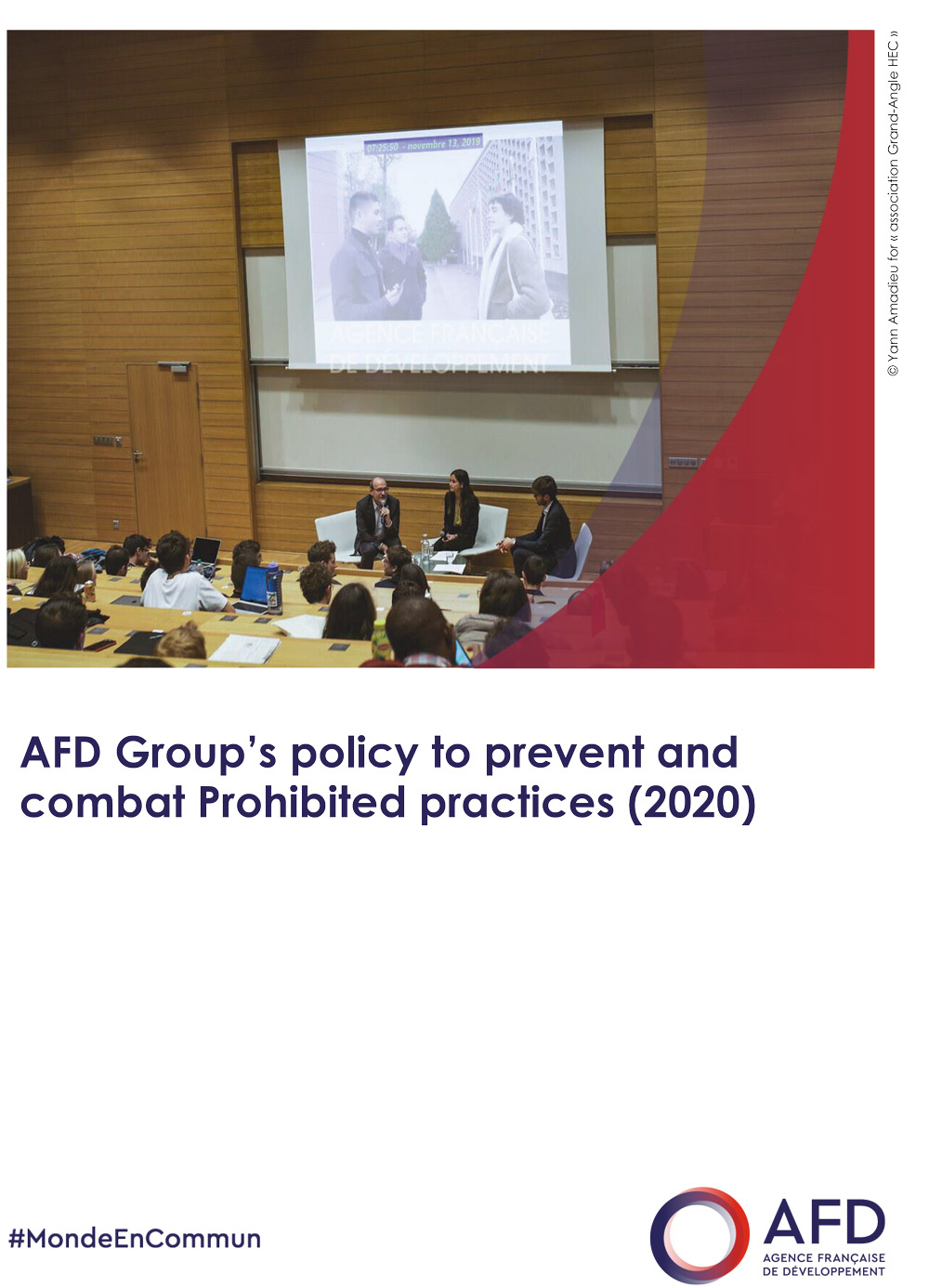 AFD Group's policy to prevent and combat Prohibited practices (2020)