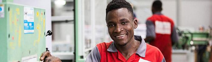 APCC Formation et emploi des jeunes en République centrafricaine