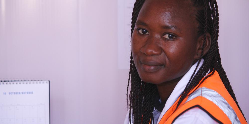 Burkina Faso, docteure, guebo