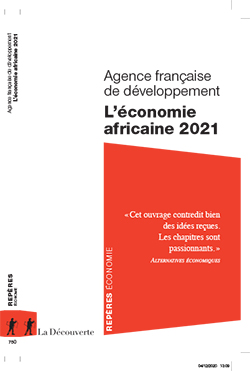 Economie africaine Book Cover 2021