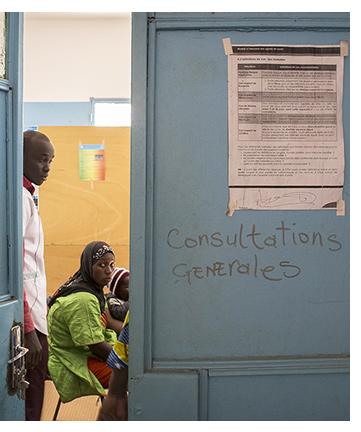 Mali, santé