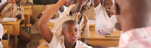 éducation, Afrique
