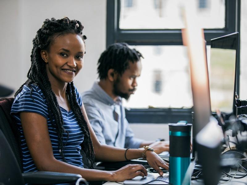 emploi jeunes start-up Kenya