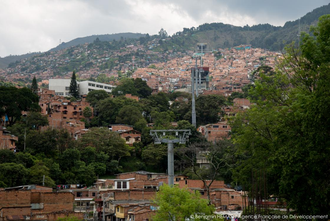 Tramvia from Medellín, Colombia