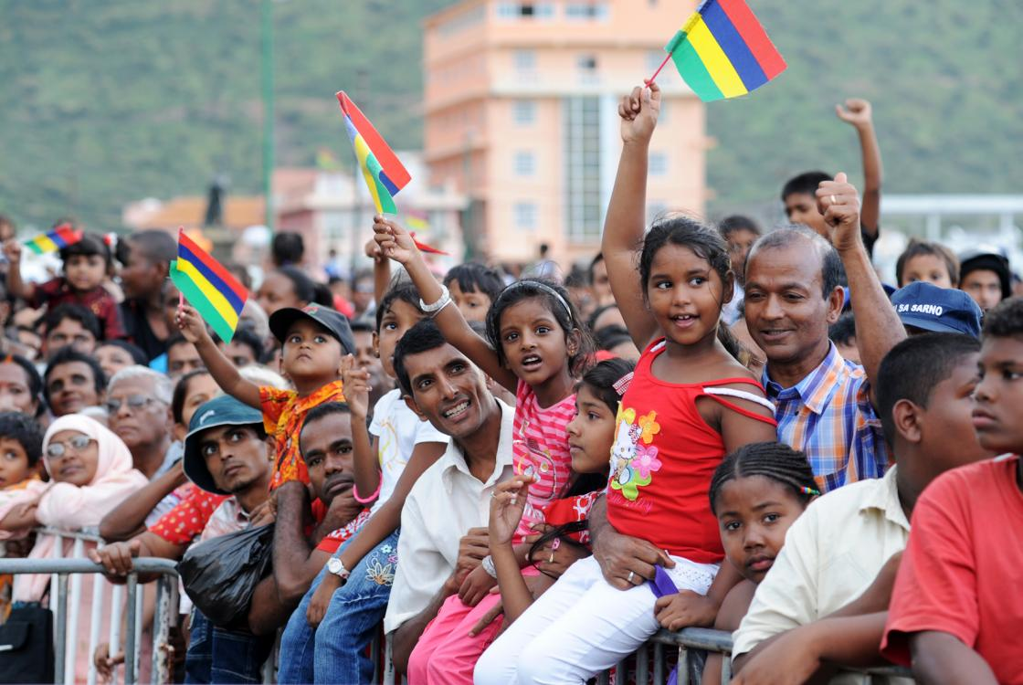 Independence day, Mauritius