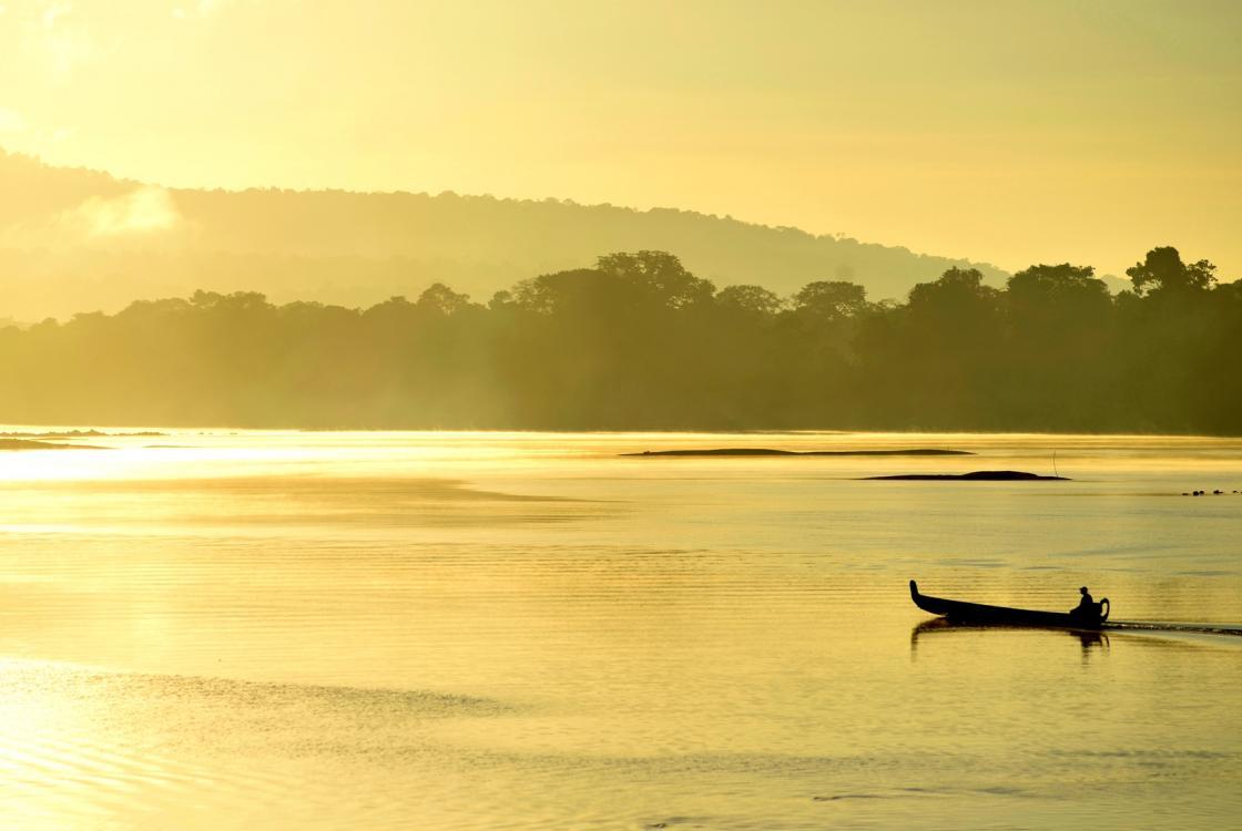 Fleuve Maroni, Guyane