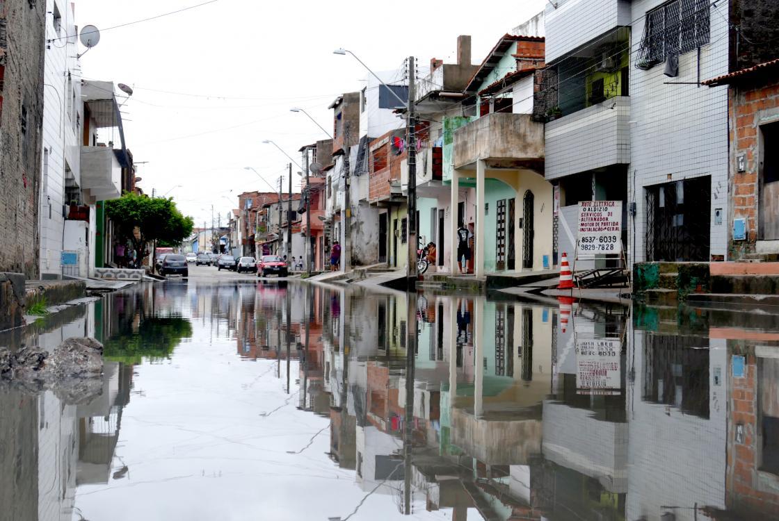 Fortaleza, inondation, déficit, Cardoso