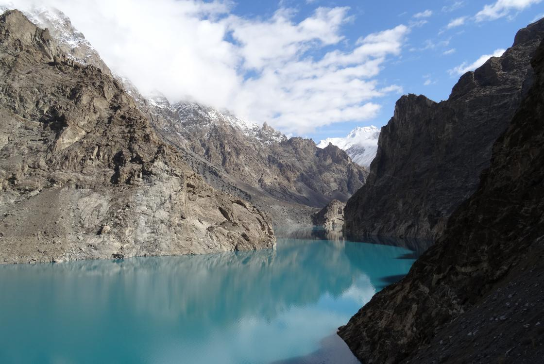 Lac, Pakistan, nature
