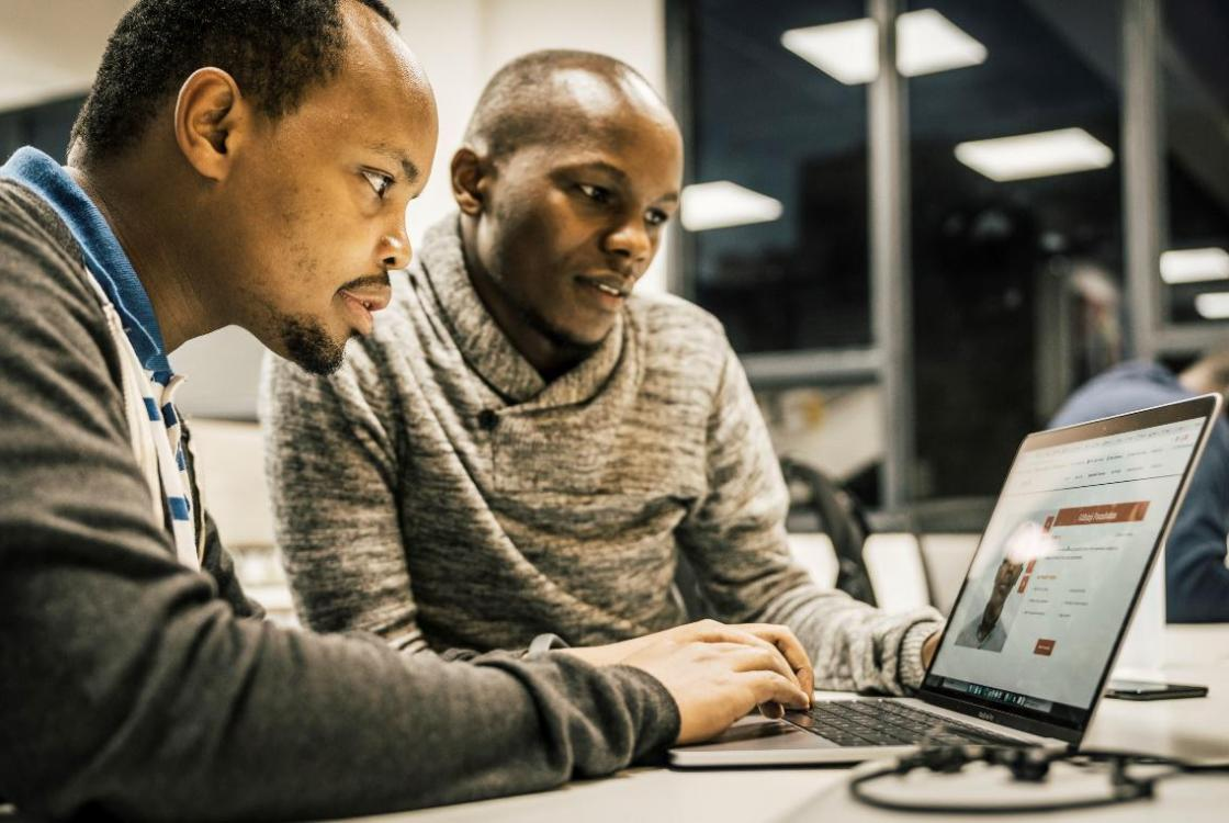 students, Andela, code, computing, Africa