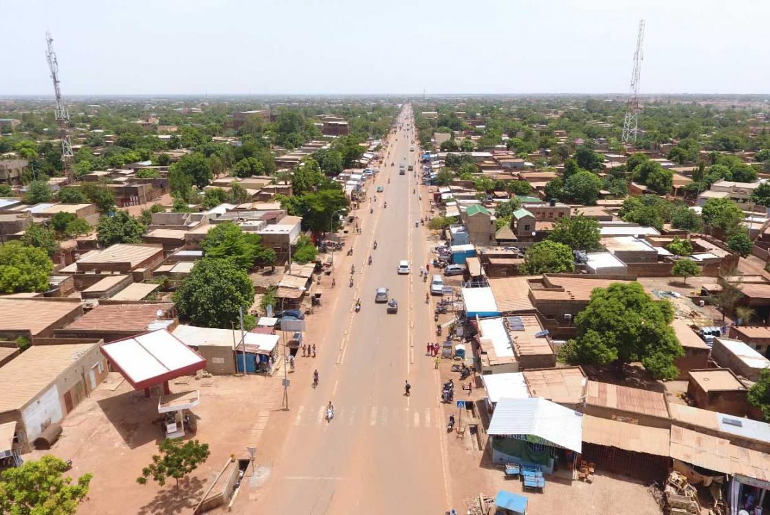 burkina faso operation easing congestion in ouagadougou afd rh afd fr burkina faso news burkina faso language