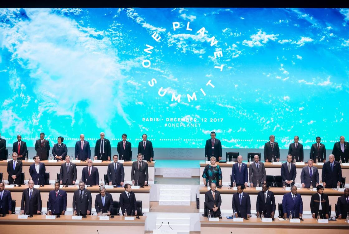 One Planet Summit 2017