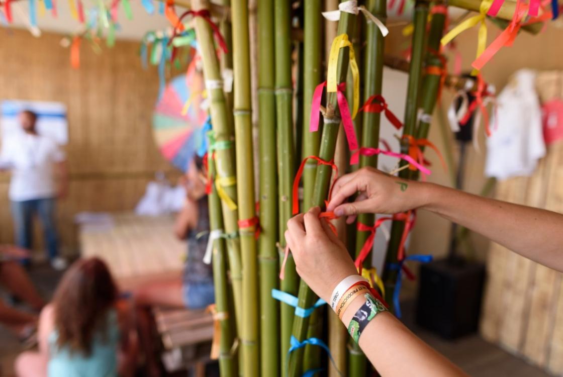 Sensibiliser à la solidarité, Solidays, festival