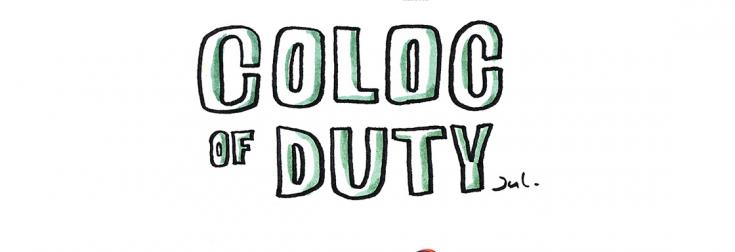 Coloc of Duty 20 minutes