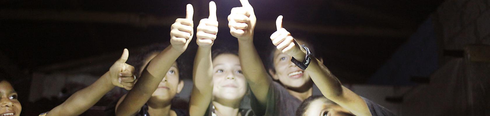 Guatemala, énergie, Kingo, enfants