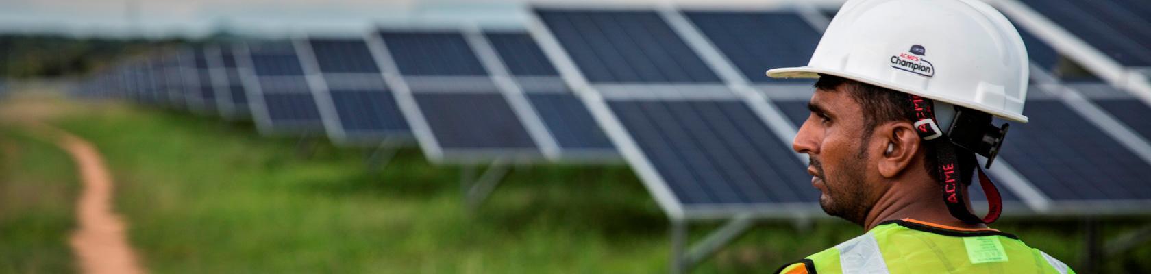 Alliance Caisse des dépôts AFD, centrale solaire New Era, Inde, énergie