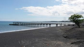 débarcardère, Saint Paul, La Réunion