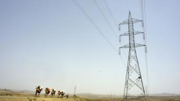 Lignes haute-tension, Ethiopie, électricité