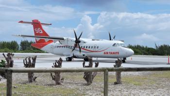 Air Tahiti, avion, transport, Polynésie française