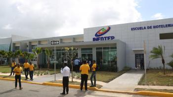 école hôtelière Infotep, République dominicaine, emploi
