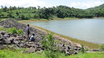 Mayotte, barrage, environnement, Bonillo