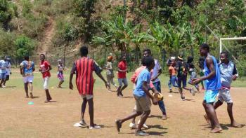 Mayotte, sport, enfants, jeunesse, playdagogie