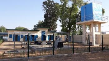 station d'épuration, N'Djamena, eau et assainissement, Tchad