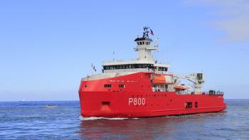 Un nouveau navire au service de la biodiversité dans les TAAF