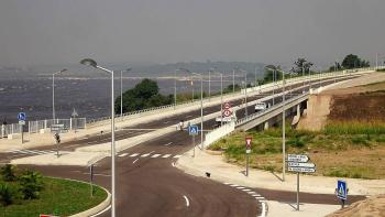 Congo, Corniche, route