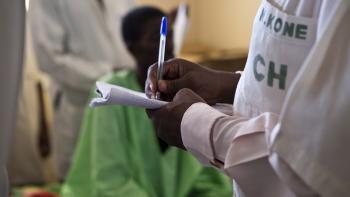 Mali, centre de santé