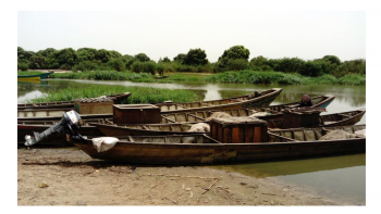 Chad, CAR, boat, conflict, Chauvin