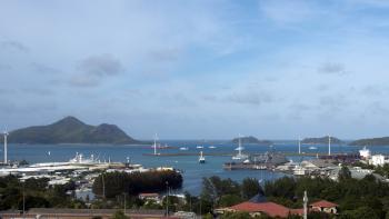 Port Victoria, Seychelles, Flickr