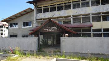 Guyane, Cayenne, école