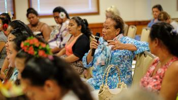 Tahiti Women Forum