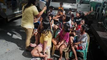 enfants des rues, formation, Philippines